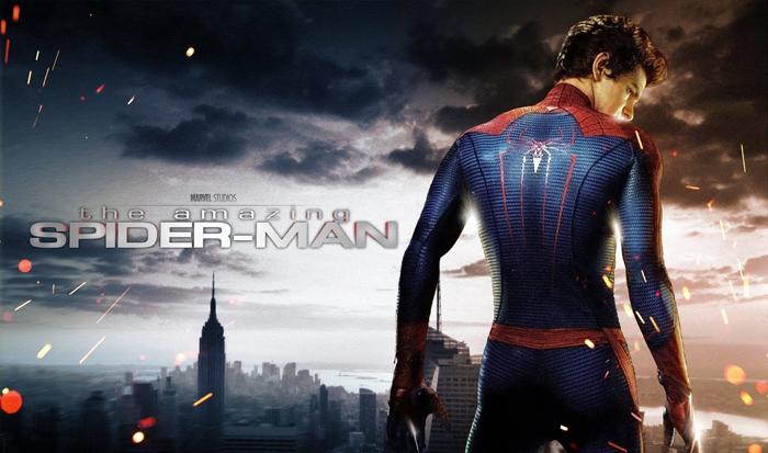 Эндрю Гарфилд - Новый Человек паук (2012)