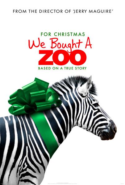 """""""Мы купили Зоопарк"""" - Постер к фильму"""