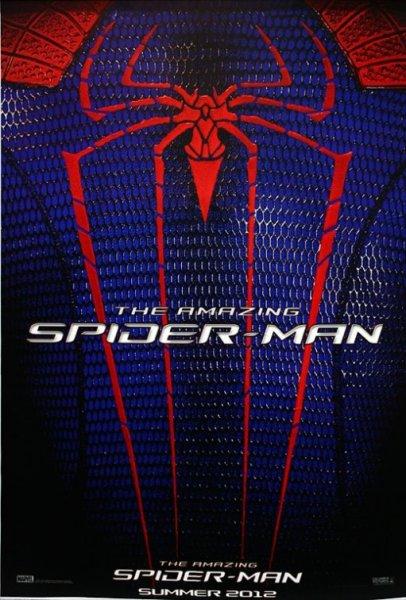 Новый Человек-паук (2012) Постер