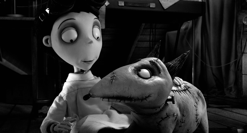 Кадр из мультфильма «Франкенвини»