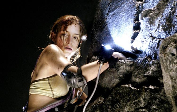 Кадр из фильма «Пещера»